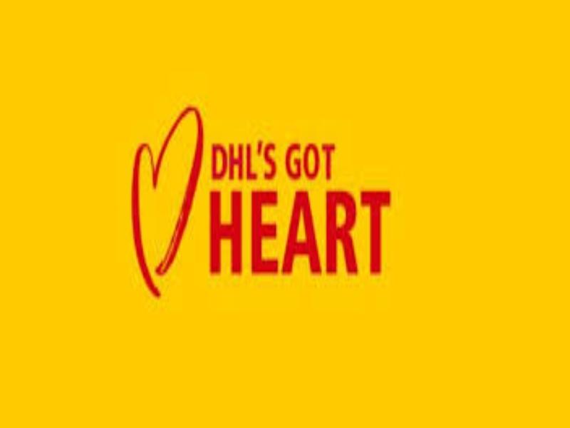 DHL's got heart