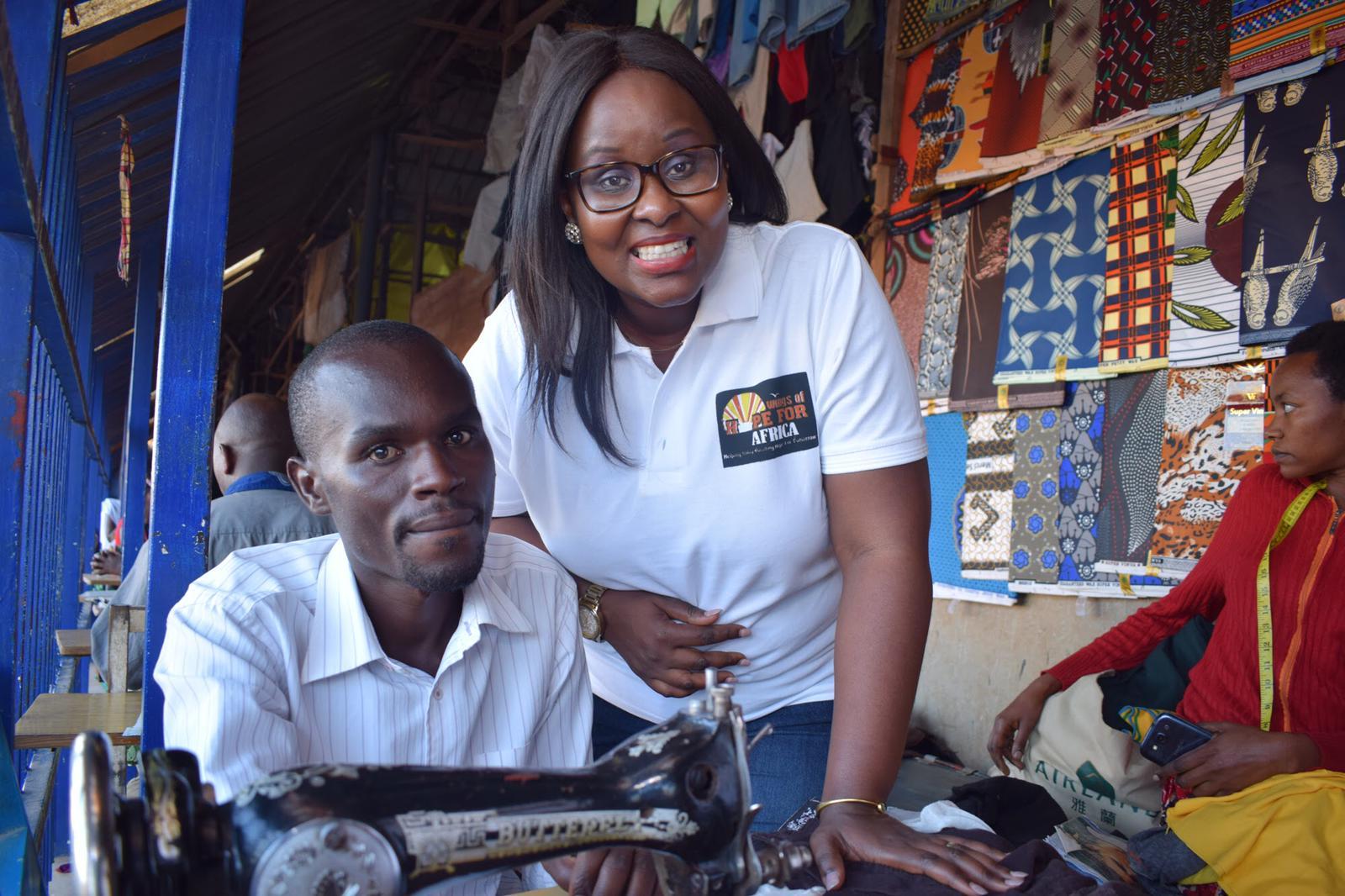 Wings of Hope for Africa Skill Training Center